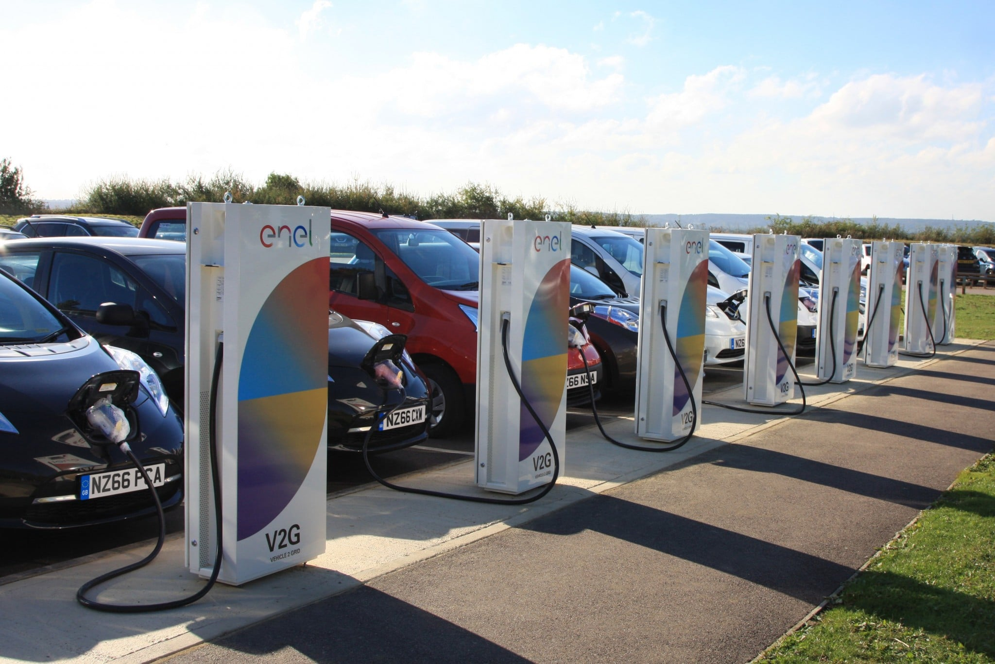 101687nis Nissan powers up UK based European R D hub with vehicle to grid technology 2 Moixa | Home Energy Storage | Smart Energy Management