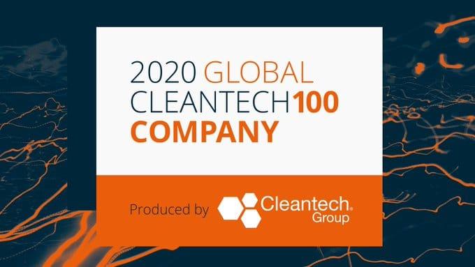 Cleantech 100 2020 Moixa | Home Energy Storage | Smart Energy Management