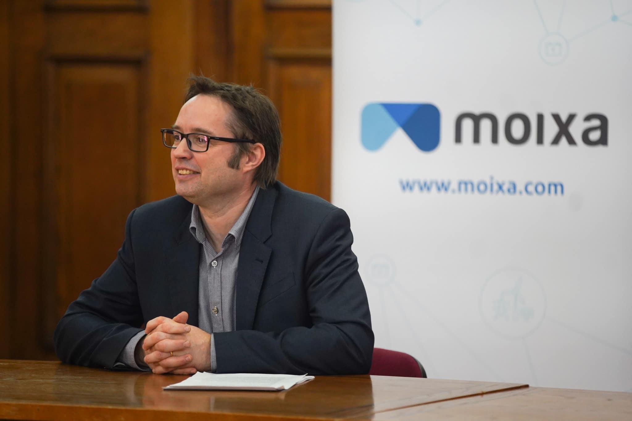 Moixa Honda Meeting