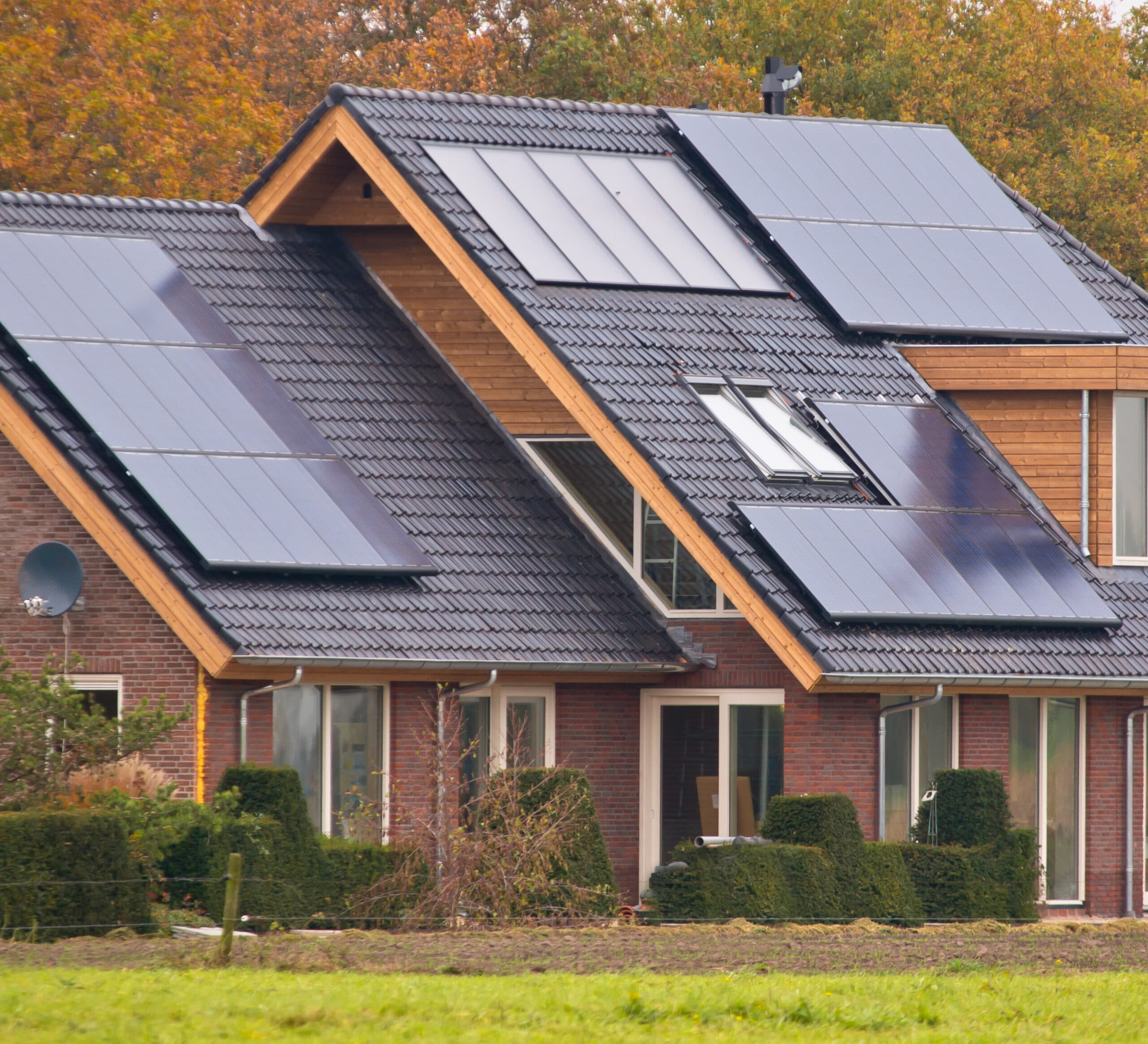 Home solar energy