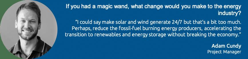 Adam Cundy Quote 1 Moixa | Home Energy Storage | Smart Energy Management