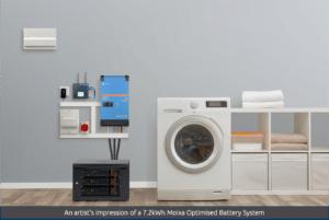 MOBS Artist Impression Moixa | Home Energy Storage | Smart Energy Management